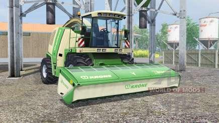 Krone BiG X 1000 MultiFruit para Farming Simulator 2013