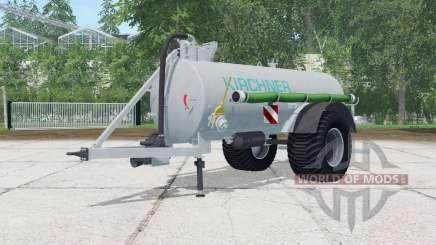 Kirchner K 10000 para Farming Simulator 2015