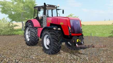MTZ-Bielorrússia 4522 para Farming Simulator 2017