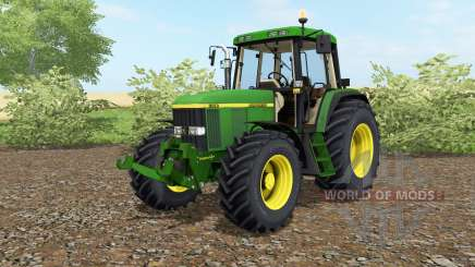 John Deere 6810 north texas green para Farming Simulator 2017
