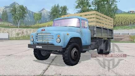 ZIL-MMZ-554 silagem para Farming Simulator 2015