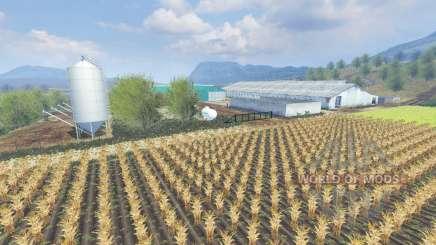 La Mancha para Farming Simulator 2013