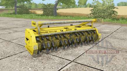 Rabaud Xylor 1613 para Farming Simulator 2017
