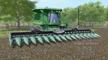 John Deere 9770 STS spanish green para Farming Simulator 2017