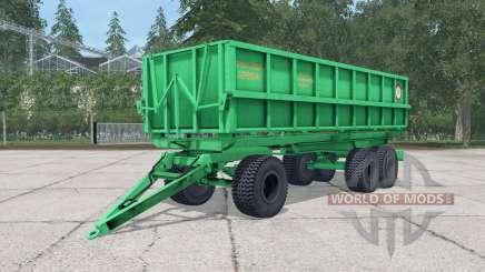 PSTB-17 de cor verde claro para Farming Simulator 2015