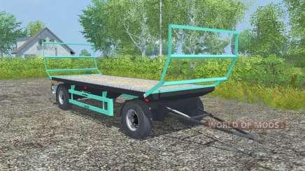 Oehler ZDK 120 B para Farming Simulator 2013