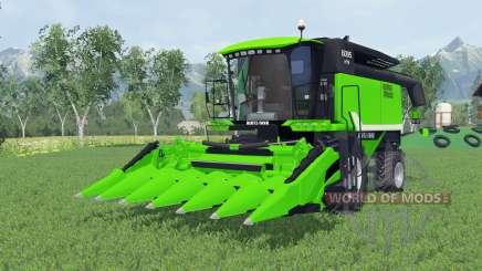 Deutz-Fahr 6095 HTS gᶉeeɳ para Farming Simulator 2015