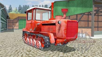 DT-175С Wolgal para Farming Simulator 2013