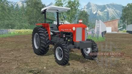 Massey Ferguson 95X 1973 para Farming Simulator 2015