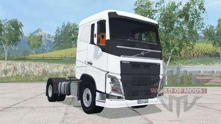 Volvo FH16 750 tractor 2014 para Farming Simulator 2015