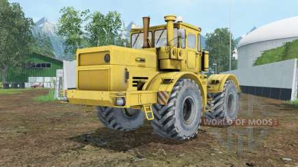 Kirovets K-700A as portas abertas para Farming Simulator 2015