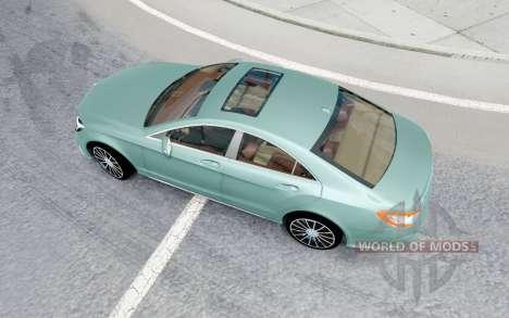 Mercedes-Benz CLS 350d para American Truck Simulator