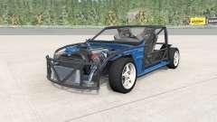 Ibishu 200BX Deathkart v1.1 para BeamNG Drive