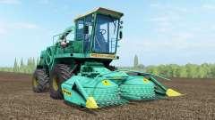Não-680 cor azul-turquesa para Farming Simulator 2017