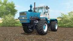 T-150K bondi blue para Farming Simulator 2017