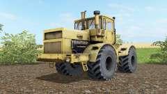 Kirovets K-700A macio amarelo quiabo para Farming Simulator 2017