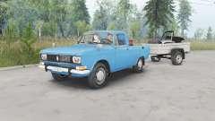 Moscovita-2315, de cor azul, para Spin Tires
