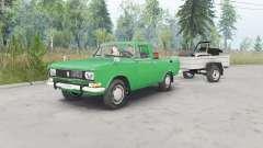 Moscovita-2315 cor verde para Spin Tires