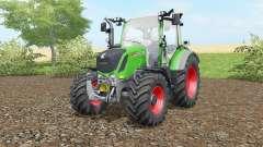 Fendt 310&313 Vario series gyrophares para Farming Simulator 2017