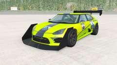 Hirochi SBR4 OMPW v0.6 para BeamNG Drive