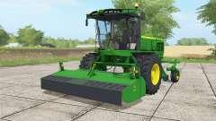 John Deere W260 pantone green para Farming Simulator 2017