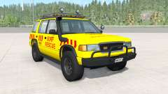 Gavril Roamer Surf Rescue v0.5 para BeamNG Drive