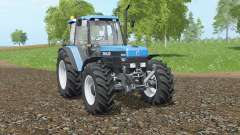 Novo Hollaɲɗ 8340 para Farming Simulator 2017