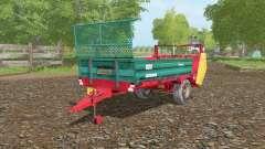 Warfama Ɲ227 para Farming Simulator 2017