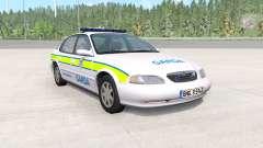 Ibishu Pessima 1996 Garda Siochana para BeamNG Drive