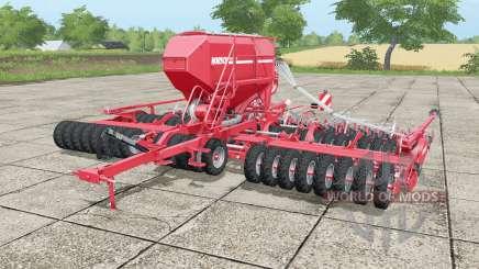 Horsch Pronto 9 DC carnation para Farming Simulator 2017