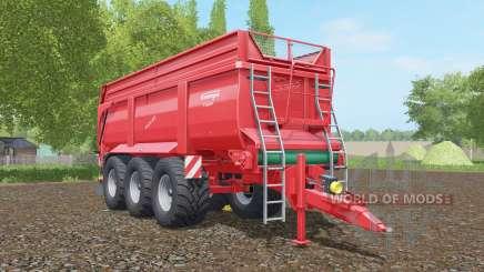 Krampe Bandiƭ 800 para Farming Simulator 2017