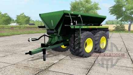 John Deere DN345 spanish green para Farming Simulator 2017