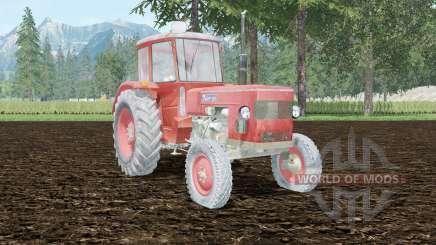 Zetoᶉ 5511 para Farming Simulator 2015