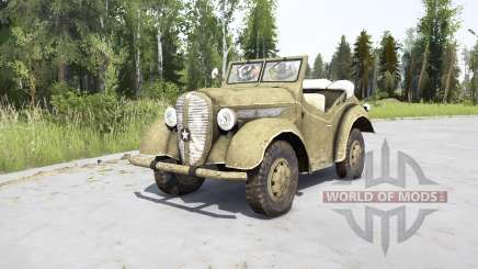 Kurogane Tipo 95 (М2595) para MudRunner