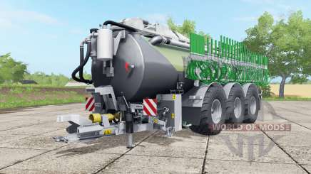 Kaweco Turbo Tanken 30000 para Farming Simulator 2017