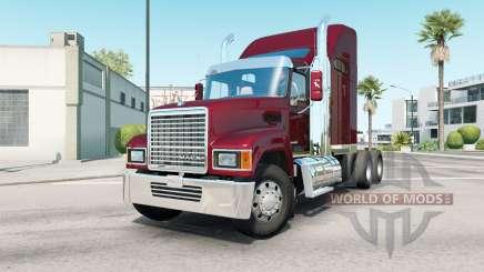 Mack Pinnacle CHU613 ruby red para American Truck Simulator