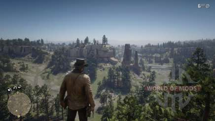 Intro Completed Save File para RDR 2