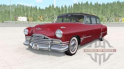 Burnside Special Limousine v1.1 para BeamNG Drive