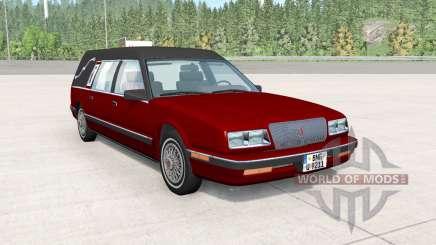 Bruckell LeGran hearse v1.2.1 para BeamNG Drive