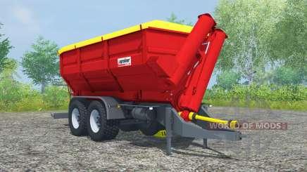 Kroger Agrolineᶉ TUW 20 para Farming Simulator 2013