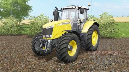 Massey Ferguson 5600 7700 8700 series para Farming Simulator 2017