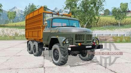 ZIL-131 caminhão para Farming Simulator 2015