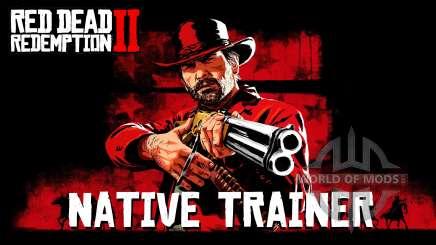 Native Trainer para RDR 2