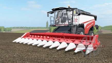 RSM 161 de cor vermelho brilhante para Farming Simulator 2017