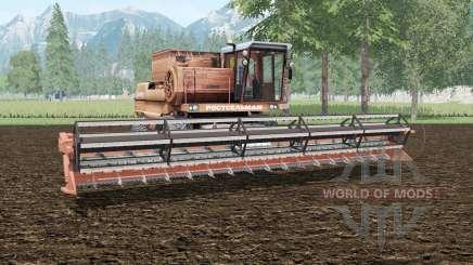Não-1500A ninasimone-cor laranja para Farming Simulator 2015