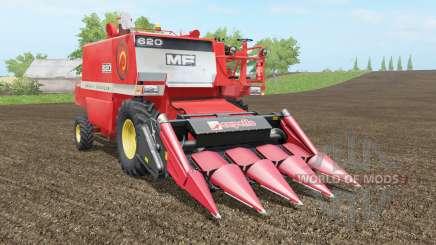 Massey Fergusoɲ 620 para Farming Simulator 2017