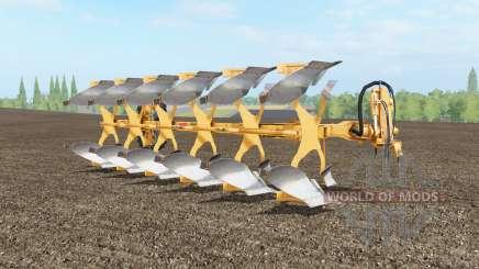 Moro Aratri EXA 20A Raptor para Farming Simulator 2017