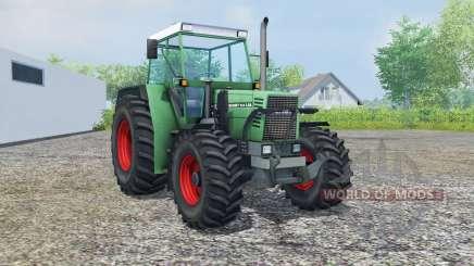 Fendt Favorit 614 LSA Turbomatik para Farming Simulator 2013
