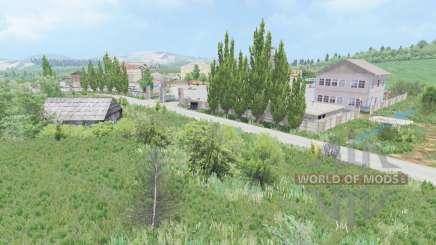 Czech Valley v2.1 para Farming Simulator 2015