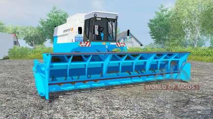 Fortschritt E 517 vivid sky blue para Farming Simulator 2013
